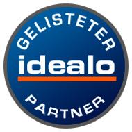 Meinung zum Shop bei idealo.de