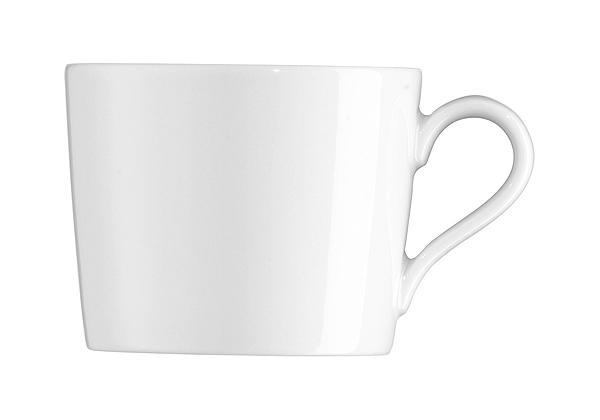 Arzberg Tric Weiss Kaffeetasse Kaffee Obertasse Tasse 0,21l NEU 1.Wahl