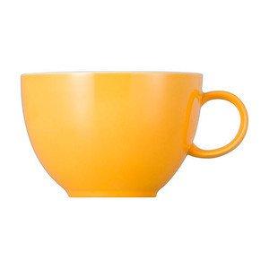 """Tee-Obertasse 200 ml rund """"Sunny Day Yellow"""" yellow Thomas"""