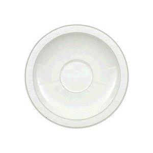 Suppenuntertasse 18 cm rund mit Spiegel Gray Pearl Villeroy & Boch
