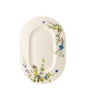 Platte 41 cm Brillance Fleurs des Alpes Rosenthal