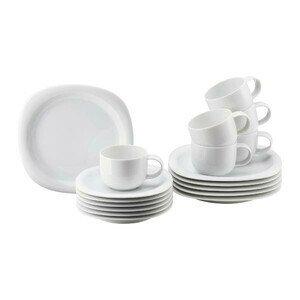 "Kaffee-Set 18-tlg. ""Suomi Weiß"" Rosenthal"
