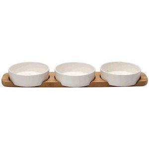 Toppingplatte Set 4tlg. Pizza Passion Villeroy & Boch