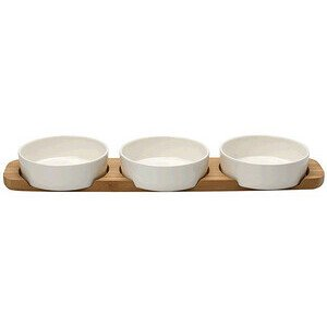 Toppingplatte Set 4-tlg. Pizza Passion Villeroy & Boch