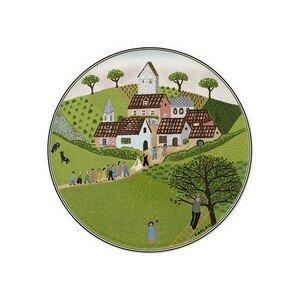 Tortenplatte 30 cm rund Charm&Breakfast Design Naif Villeroy & Boch