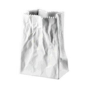Tütenvase 14 cm Weiß matt Rosenthal