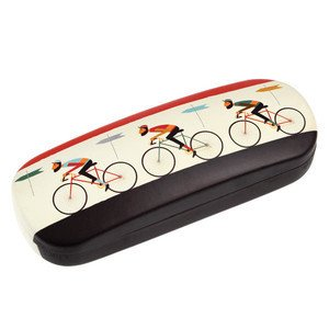 Brillenetui Le Bicycle Rex International