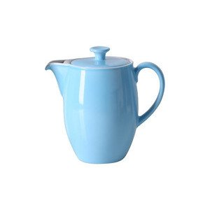 Kaffeekanne 1,25 l Solid Color hellblau Dibbern