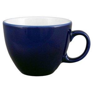 "Cappuccino-Obertasse 220 ml rund ""Tipico Italiano VIP Blau 10325"" Seltmann"