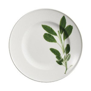 "Frühstücksteller 19 cm ""Herbaticum"" Salbei Dibbern"
