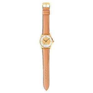 Damen-Armbanduhr 3019 MagicGar. gold-gold-brown Rosenthal
