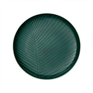 Teller 24 cm it's my match Leaf Green Villeroy & Boch