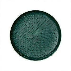 Teller 24 cm it's my match Leaf Green Villeroy & Boch