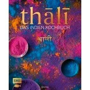 Buch: Thali Das Indien Kochbuch EMF Verlag