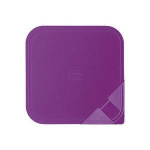 Aromadeckel quadr.18x18 cm Küchenfreunde Kunststoff violett Arzberg