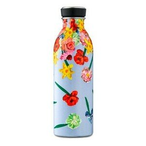 Trinkflasche 0,5 l Urban Bottle Flowerfall 24bottles