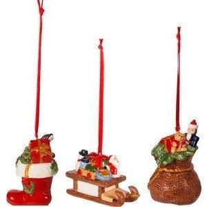 Ornamente Geschenke 3tlg. Nostalgic Ornaments Villeroy & Boch