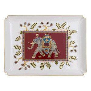 "Dekoschale 28 cm x 21 cm ""Samarkand Rubin Gifts"" Villeroy & Boch"