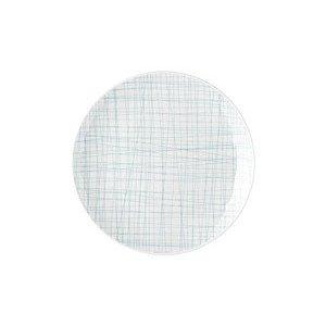 Teller flach 21 cm Mesh Line Aqua Rosenthal