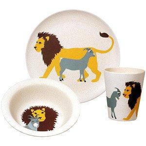Kinderset 3tlg Lion zuperzozial