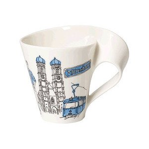 Becher m. Henkel 0,3 l München Cities of the World Mug Villeroy & Boch