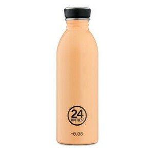 Trinkflasche 0,5l Urban Bottle pfirsich 24bottles