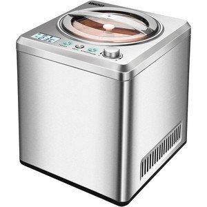 Eismaschine Exklusiv silber 2l 180 Watt Unold