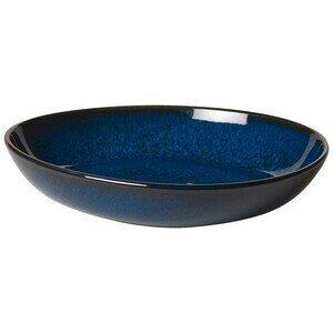 Schale flach klein 22 cm Lave bleu Villeroy & Boch