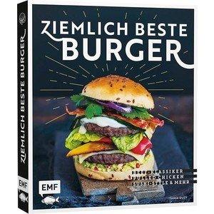 Buch: Ziemlich beste Burger EMF Verlag