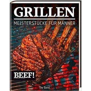 Buch: Beef! Grillen Tretorri Verlag