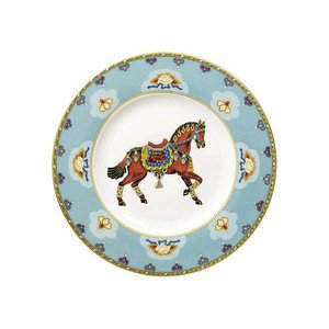 "Frühstücksteller 22 cm ""Samarkand Aquamarin"" Villeroy & Boch"