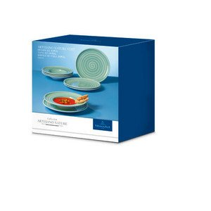 Dinner Set 8tlg. Artesano Nature vert -- Villeroy & Boch