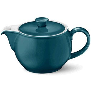 Teekanne 1,1ltr. Solid Color petrol Dibbern