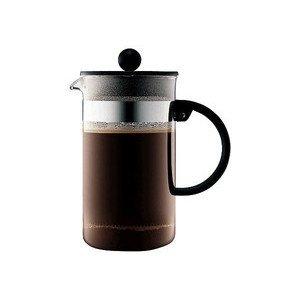 Kaffeebereiter Bistro Nouveau schwarz Bodum