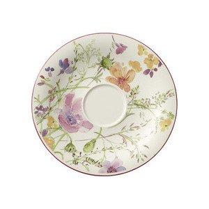 """Frühstücks-Untertasse 19,0 cm mit Spiegel """"Mariefleur Basic"""" Villeroy & Boch"""