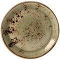 Dessertteller Coupe 23 cm 1131 Craft Green Steelite