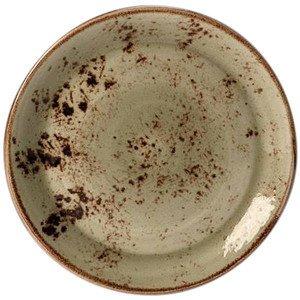 Dessertteller 23 cm coup 1131 Craft Green Steelite