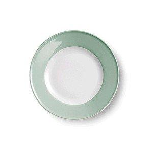 Teller flach 21 cm Solid Color salbei Dibbern