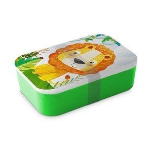 Lunchbox Bamboo Happy Lion PPD