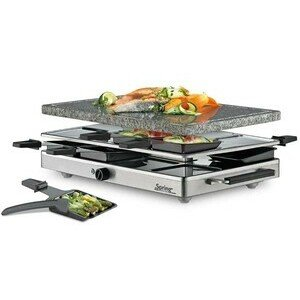 Raclette Classic 8 Granitstein Spring