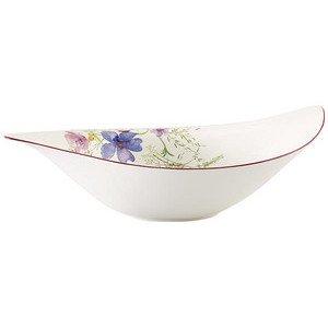 "Salat-Schüssel 45,0 cm x 31,0 cm ""Mariefleur Serve & Salad"" Villeroy & Boch"