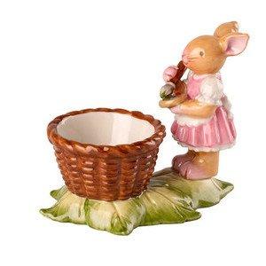 Eierbecher Hasenmädchen 10x6x8 Bunny Family Villeroy & Boch