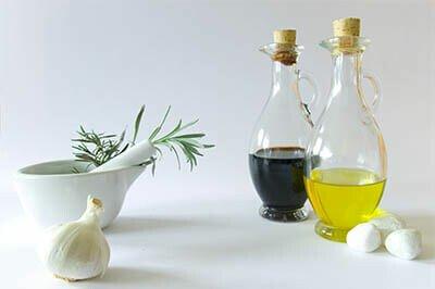 Essig & Öl Flaschen