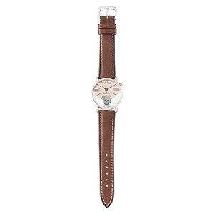 Damen-Armbanduhr 3041 RockSkull silver-titan-brown Rosenthal