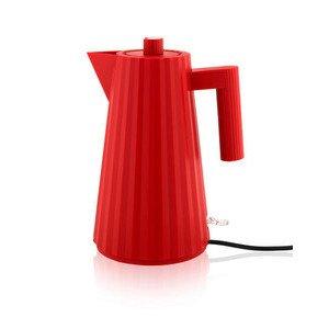 Wasserkocher elektrisch rot Alessi