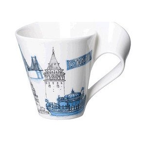Becher m. Henkel 0,3 l Istanbu Cities of the World Mug Villeroy & Boch
