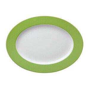Platte 33 cm oval Sunny Day Apple Green applegreen Thomas
