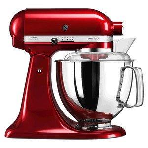 Küchenmaschine 300 Watt 5KSM175 Artisan liebesapfelrot Kitchen aid
