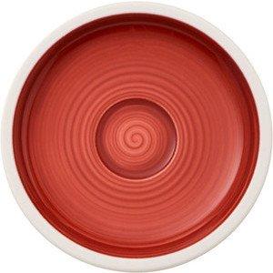 Mokka-/Espressountertasse Manufacture rouge Villeroy & Boch