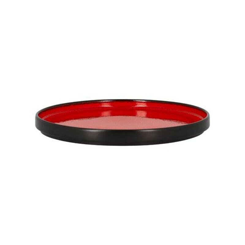 Teller-flach-ohne-Rand-27cm-Fusion-Fire-rot_1